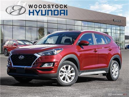 2019 Hyundai Tucson Preferred (Stk: HD19102) in Woodstock - Image 1 of 27