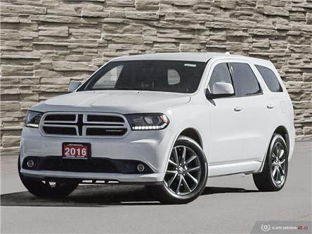 2016 Dodge Durango SXT (Stk: L2274A) in Welland - Image 1 of 27