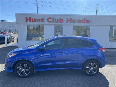 2019 Honda HR-V Touring (Stk: 7674A) in Gloucester - Image 1 of 15