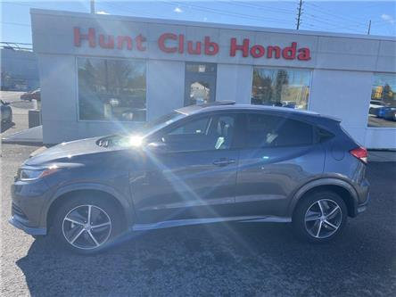 2019 Honda HR-V Touring (Stk: 7676A) in Gloucester - Image 1 of 18