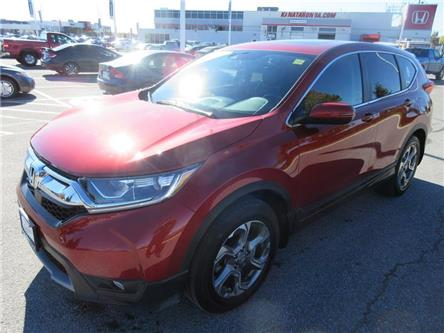 2019 Honda CR-V EX-L (Stk: K15871A) in Ottawa - Image 1 of 20