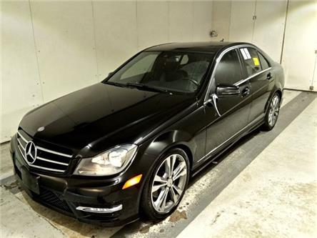 2014 Mercedes-Benz C-Class Base (Stk: 910758) in Vaughan - Image 1 of 6