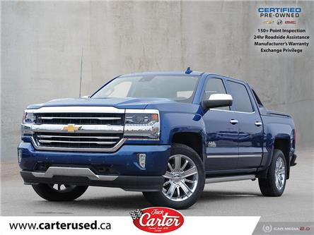 2017 Chevrolet Silverado 1500 High Country (Stk: 16543L) in Calgary - Image 1 of 28