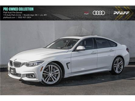 2018 BMW 440i xDrive Gran Coupe (Stk: C7917) in Woodbridge - Image 1 of 21