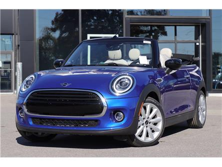 2021 MINI Convertible Cooper (Stk: 4055) in Ottawa - Image 1 of 30