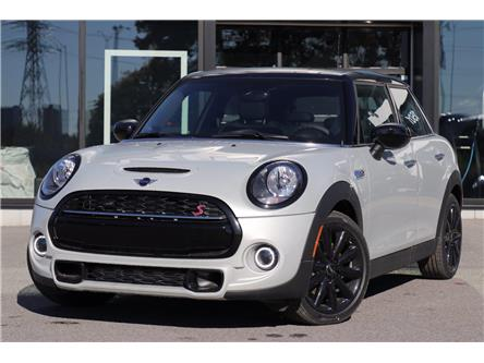 2021 MINI 5 Door Cooper S (Stk: 4033) in Ottawa - Image 1 of 30