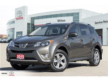 2015 Toyota RAV4 XLE (Stk: 216455) in Milton - Image 1 of 23