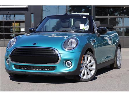 2021 MINI Convertible Cooper (Stk: 4056) in Ottawa - Image 1 of 30