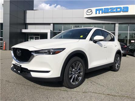 2019 Mazda CX-5 Signature Diesel Auto AWD (Stk: K0662753) in Surrey - Image 1 of 15
