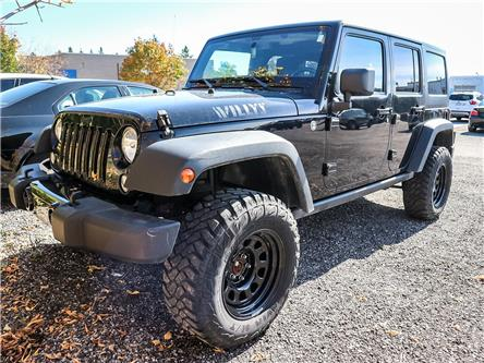 2015 Jeep Wrangler Unlimited Sport (Stk: U5460) in Stouffville - Image 1 of 4