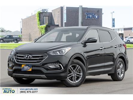 2017 Hyundai Santa Fe Sport 2.4 Premium (Stk: 037439) in Milton - Image 1 of 21