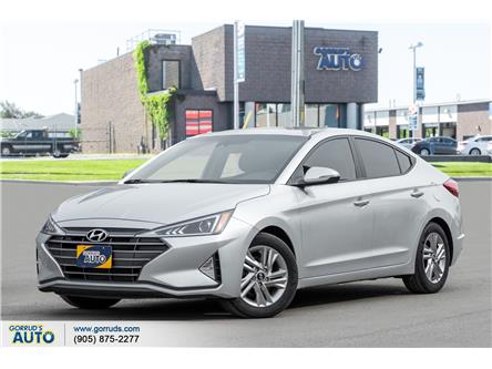 2019 Hyundai Elantra Preferred (Stk: 764122) in Milton - Image 1 of 21