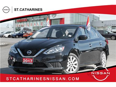 2017 Nissan Sentra 1.8 SV (Stk: P2810) in St. Catharines - Image 1 of 18