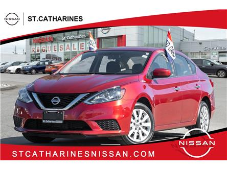 2017 Nissan Sentra 1.8 SV (Stk: SE20037A) in St. Catharines - Image 1 of 18
