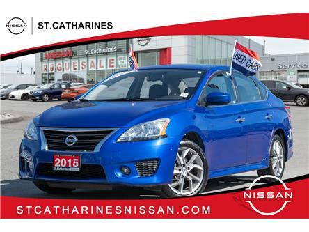 2015 Nissan Sentra 1.8 SR (Stk: P2792) in St. Catharines - Image 1 of 20