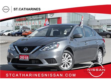 2018 Nissan Sentra 1.8 SV (Stk: RG20184A) in St. Catharines - Image 1 of 19