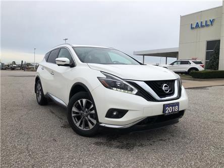 2018 Nissan Murano  (Stk: S10526B) in Leamington - Image 1 of 27