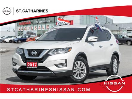 2017 Nissan Rogue SV (Stk: P2805) in St. Catharines - Image 1 of 18