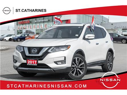 2017 Nissan Rogue SL Platinum (Stk: P2812) in St. Catharines - Image 1 of 21