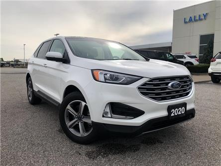 2020 Ford Edge  (Stk: S10551R) in Leamington - Image 1 of 26