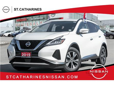2019 Nissan Murano S (Stk: P2800) in St. Catharines - Image 1 of 18
