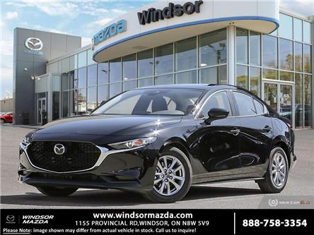 2021 Mazda Mazda3 GS (Stk: M37357) in Windsor - Image 1 of 23