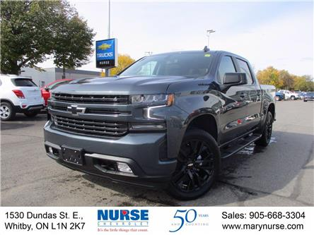 2021 Chevrolet Silverado 1500 RST (Stk: 21P016) in Whitby - Image 1 of 30