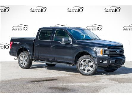2019 Ford F-150  (Stk: 27780U) in Barrie - Image 1 of 27