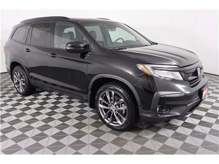 2019 Honda Pilot Black Edition (Stk: 221005A) in Huntsville - Image 1 of 24
