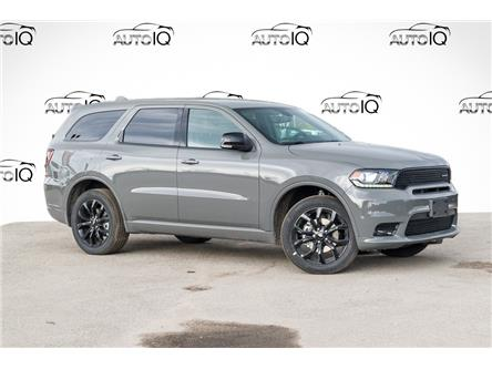 2020 Dodge Durango GT (Stk: 34422) in Barrie - Image 1 of 30
