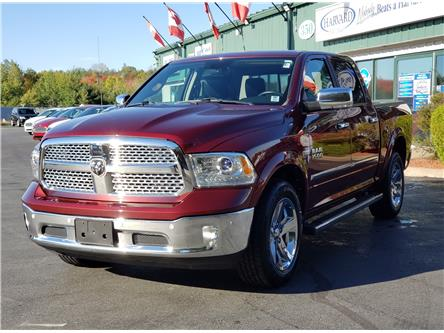 2017 RAM 1500 Laramie (Stk: 10823A) in Lower Sackville - Image 1 of 25