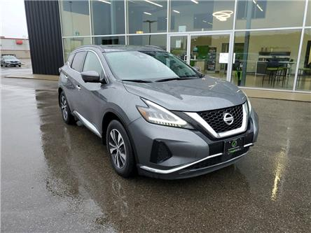 2020 Nissan Murano SV (Stk: DR5791 Ingersoll) in Ingersoll - Image 1 of 31