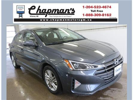 2019 Hyundai Elantra Preferred (Stk: L-044A) in KILLARNEY - Image 1 of 32