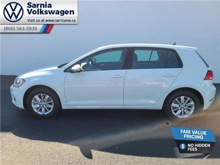 2020 Volkswagen Golf Comfortline (Stk: V2072) in Sarnia - Image 1 of 18