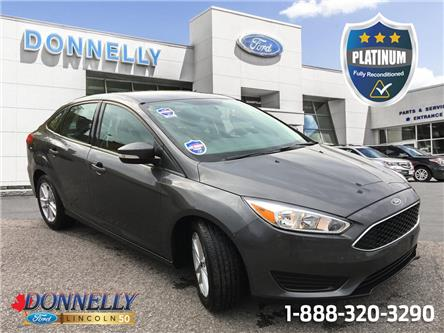 2016 Ford Focus SE (Stk: PLDUR6443A) in Ottawa - Image 1 of 24