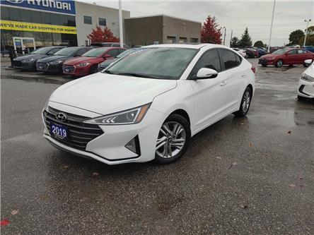 2019 Hyundai Elantra Preferred (Stk: 20644A) in Clarington - Image 1 of 8