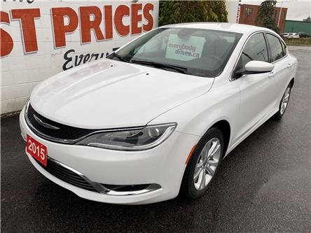 2015 Chrysler 200 Limited (Stk: 20-513) in Oshawa - Image 1 of 15