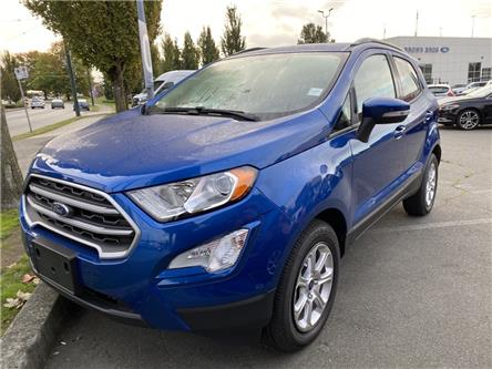 2020 Ford EcoSport SE (Stk: 206461) in Vancouver - Image 1 of 8