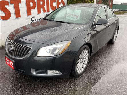 2012 Buick Regal Turbo (Stk: 20-512T) in Oshawa - Image 1 of 15