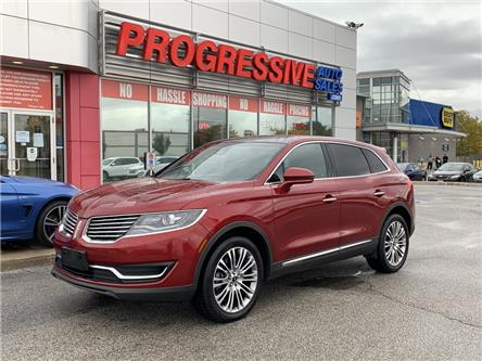 2016 Lincoln MKX Reserve (Stk: GBL81173) in Sarnia - Image 1 of 27