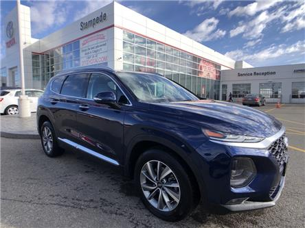2019 Hyundai Santa Fe Luxury (Stk: 201056A) in Calgary - Image 1 of 12