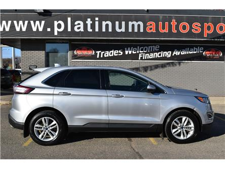 2015 Ford Edge SEL (Stk: PP780) in Saskatoon - Image 1 of 15