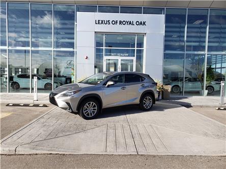 2021 Lexus NX 300h Base (Stk: L21060) in Calgary - Image 1 of 13