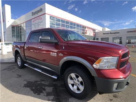 2013 RAM 1500 SLT (Stk: 201052A) in Calgary - Image 1 of 12