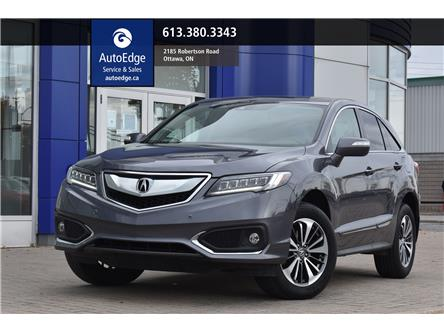 2017 Acura RDX Elite (Stk: A0362) in Ottawa - Image 1 of 30