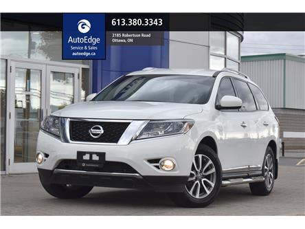 2014 Nissan Pathfinder S (Stk: A0364) in Ottawa - Image 1 of 28