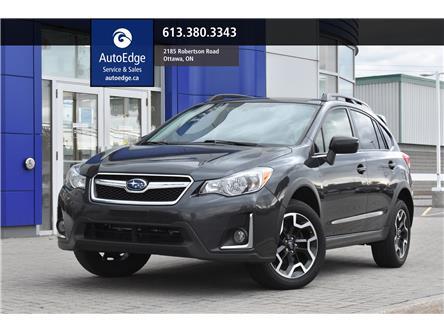 2016 Subaru Crosstrek Touring Package (Stk: A0327) in Ottawa - Image 1 of 30