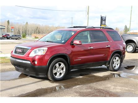 2008 GMC Acadia SLT (Stk: LP042A) in Rocky Mountain House - Image 1 of 28