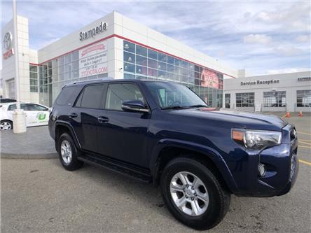 2018 Toyota 4Runner SR5 (Stk: 9239A) in Calgary - Image 1 of 12
