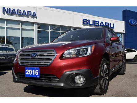 2016 Subaru Outback 2.5i Limited Package (Stk: S5467A) in St.Catharines - Image 1 of 26